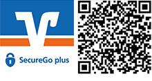 QR-Code für die VR-SecureCARD-App