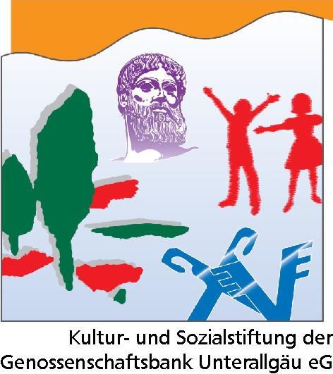 Logo Kultur- und Sozialstiftung der Genossenschaftsbank Unterallgäu eG